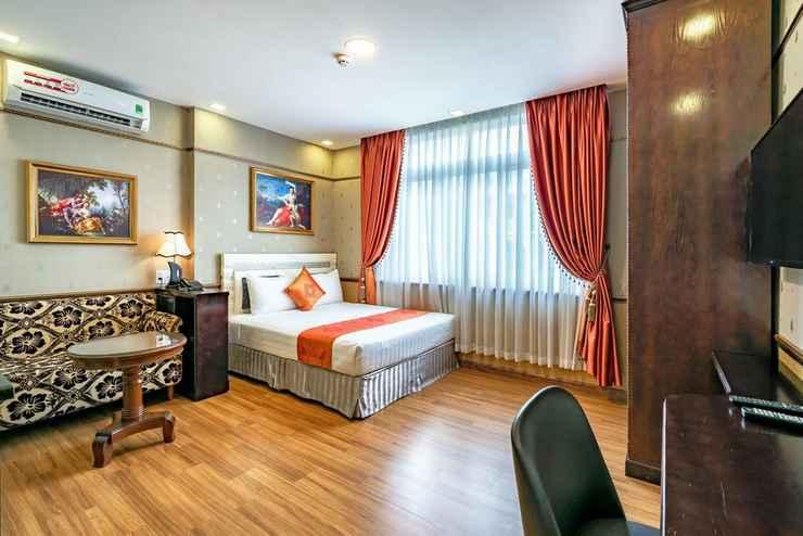 BEDROOM Emerald Serviced Apartments