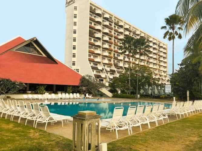 EXTERIOR_BUILDING The Regency Tanjung Tuan Beach Resort