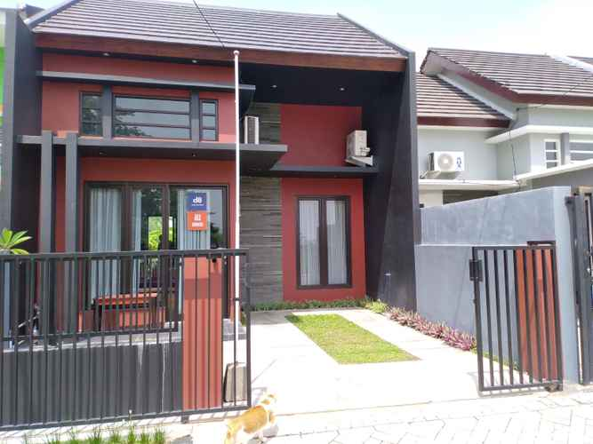 EXTERIOR_BUILDING D8 Kost (Male only)