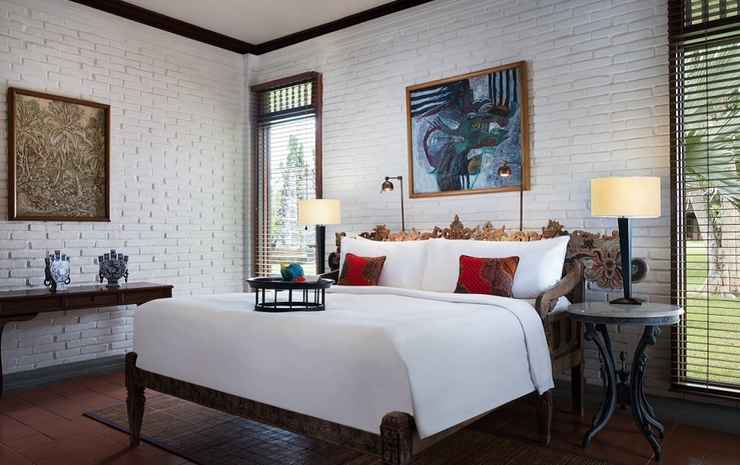 The Chedi Club Tanah Gajah, Ubud Bali - Two Bedroom Club Family Pool Villa