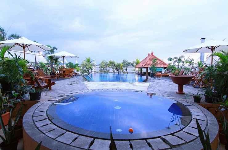 SWIMMING_POOL Hotel Grand Arkenso Parkview Simpang Lima Semarang
