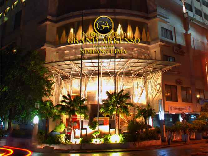 Hotel Grand Arkenso Parkview Simpang Lima Semarang In Central Semarang Semarang Central Java
