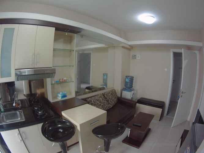 BEDROOM Apartemen Green Pramuka City