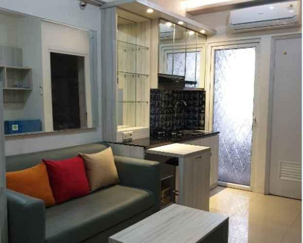 LOBBY Apartemen Green Pramuka City