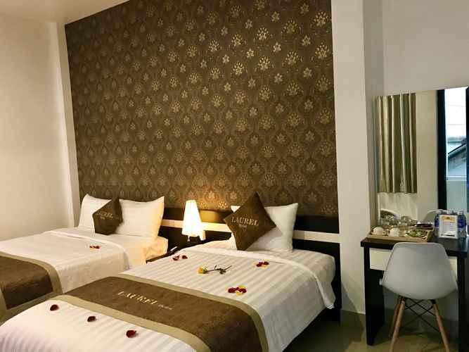 BEDROOM Khách sạn Laurel Huế