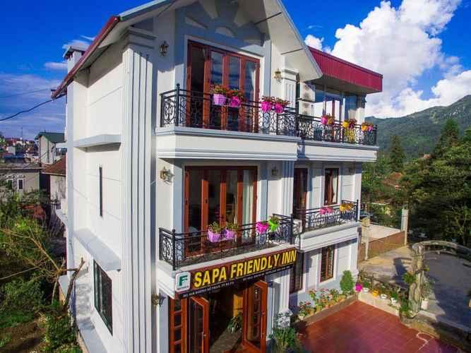 EXTERIOR_BUILDING Sapa Friendly Inn & Travel