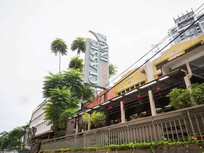 EXTERIOR_BUILDING Classic Inn Bukit Bintang