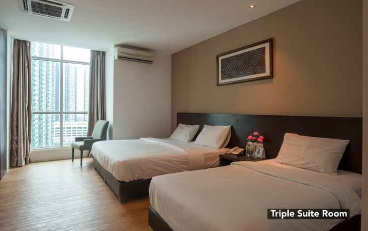 Summit Signature Hotel @ OUG Kuala Lumpur Kuala Lumpur - Executive Suite