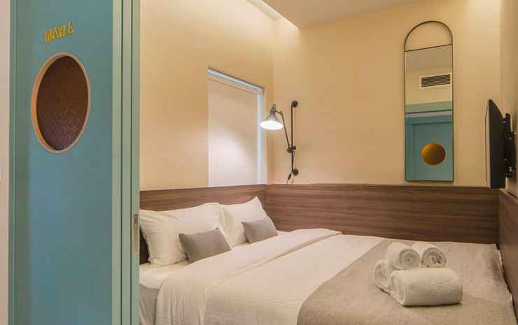 The Great Madras Singapore - The Luxe Women Hostel - Shared Bathrooms