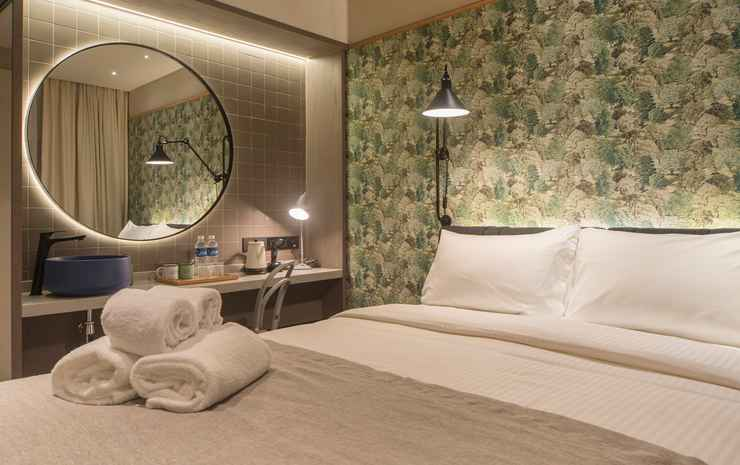 The Great Madras Singapore - The Deluxe Room