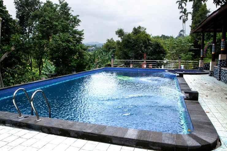 SWIMMING_POOL Villa Sawah Resort