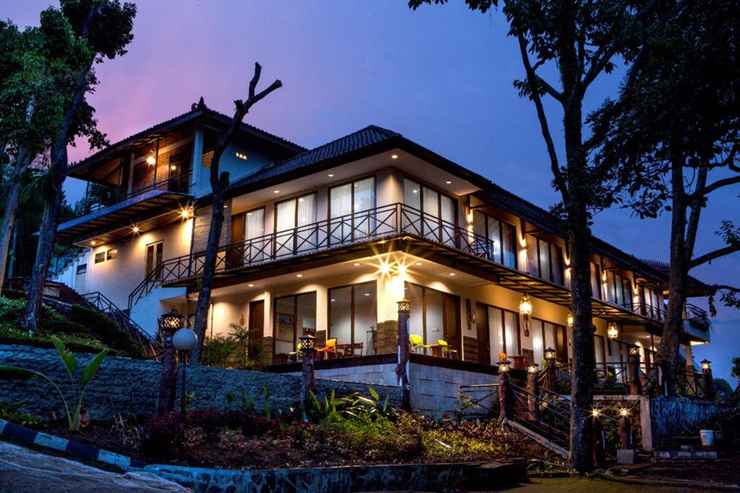 LOBBY Villa Sawah Resort Managed By Salak Hospitality