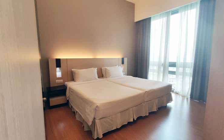 Widebed @ Swiss Garden Residence Kuala Lumpur - Deluxe Twin Apartment