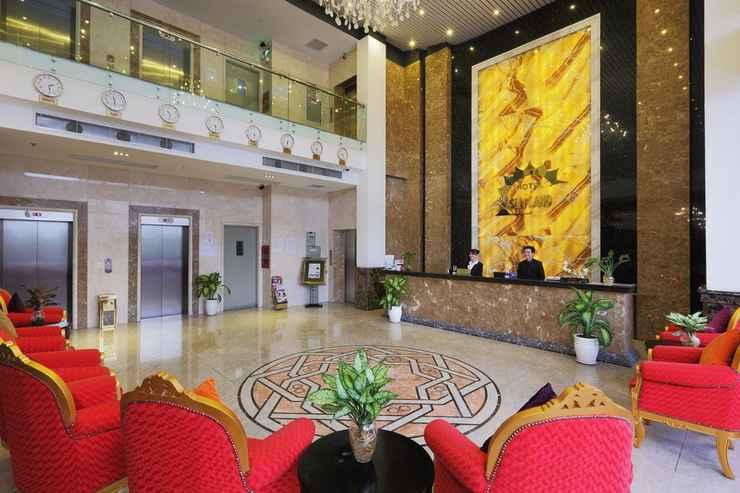 LOBBY Khách sạn Capsule