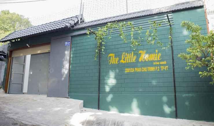 LOBBY Nhà nghỉ The Little Homie