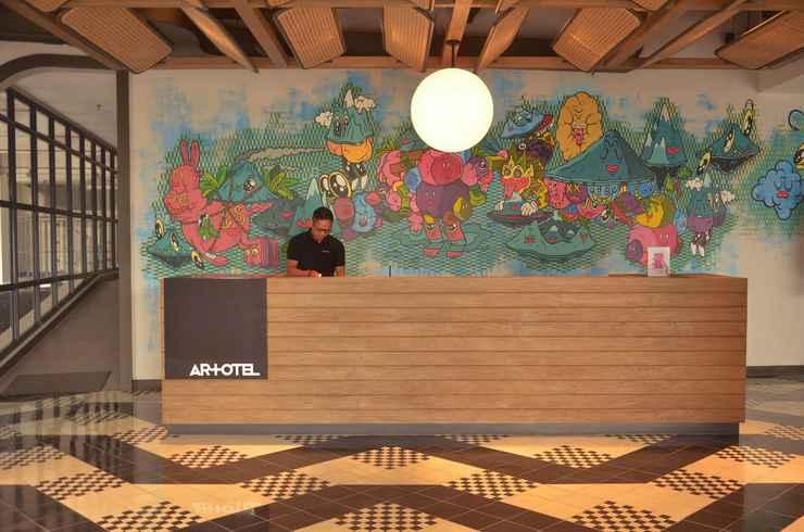LOBBY Artotel Yogyakarta
