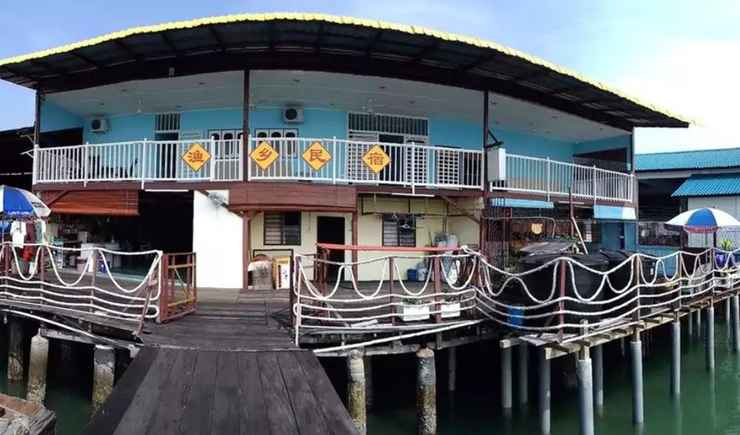 EXTERIOR_BUILDING Pangkor Fishing Village Guest House