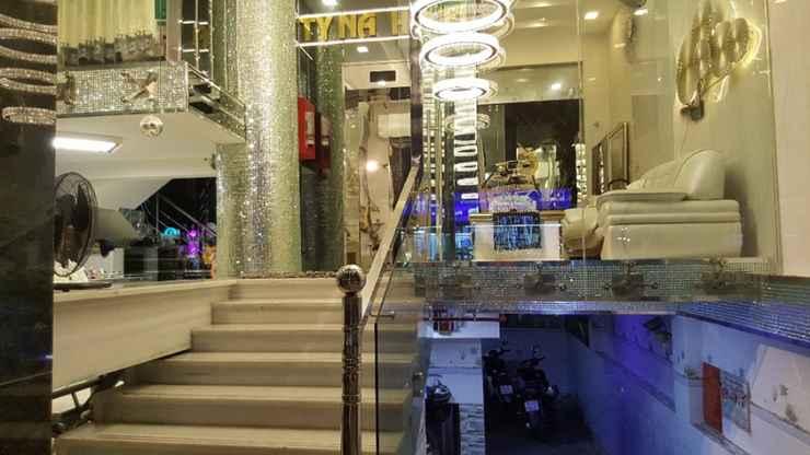 EXTERIOR_BUILDING Khách sạn Tyna
