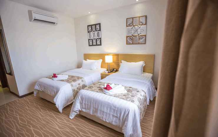 VIP Hotel Segamat Johor - Superior Twin Room (ROOM ONLY WITHOUT BREAKFAST)