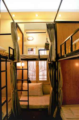 BEDROOM Le Plateau Hanoi Hostel