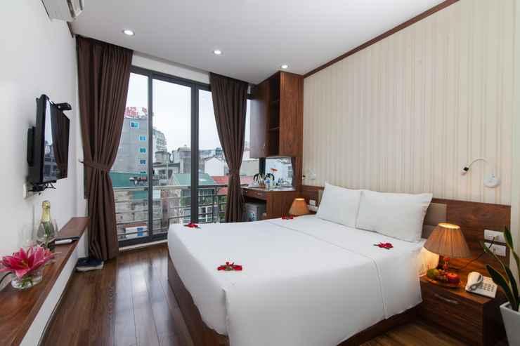 BEDROOM Khách sạn Bel Ami Hanoi