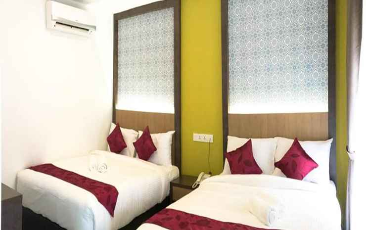 Hotel Check-In Kuala Lumpur Kuala Lumpur - Family Quad Room
