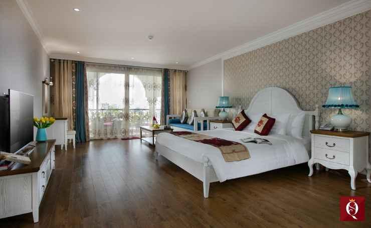 BEDROOM Silk Queen Grand Hotel