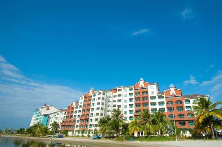 EXTERIOR_BUILDING Marina Island Pangkor Resort & Hotel