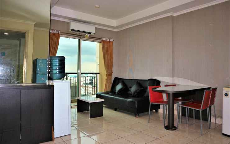 Dina Property @ Mall of Indonesia Jakarta - 2 Bedroom With Balcony (Max check in jam 9 malam)