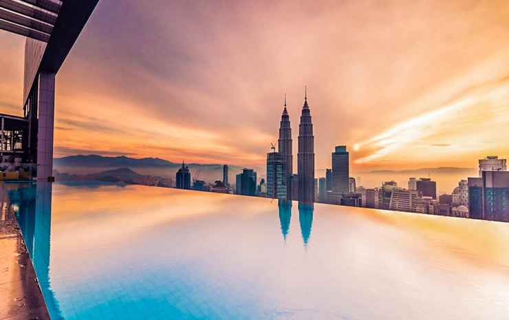 Saba Suites at Platinum KLCC Bukit Bintang Kuala Lumpur Kuala Lumpur -