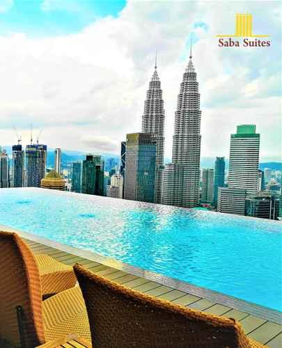 SWIMMING_POOL Saba Suites at Platinum KLCC Bukit Bintang Kuala Lumpur