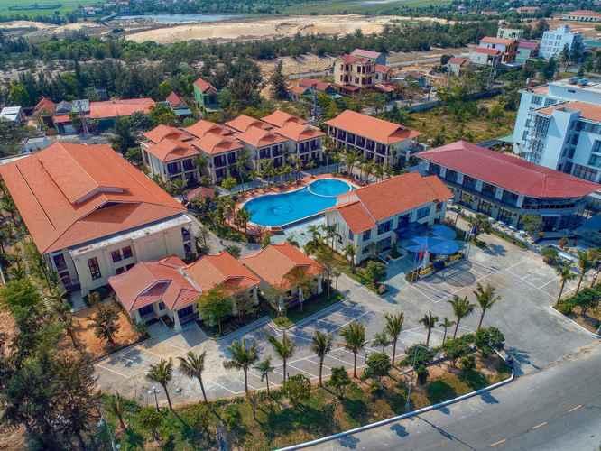EXTERIOR_BUILDING Resort MANLI Quảng Bình