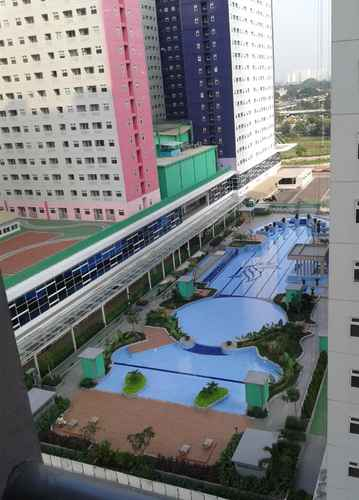 VIEW_ATTRACTIONS Green Pramuka Apartment Nerine Tower