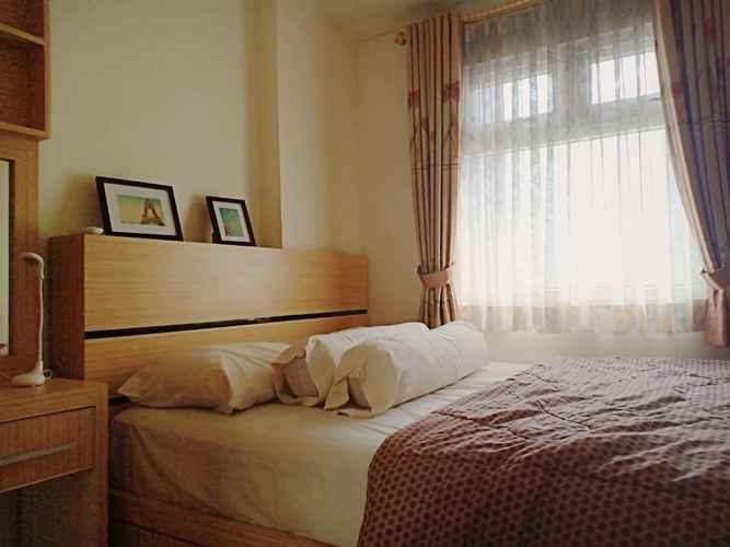 BEDROOM Green Pramuka Apartment Nerine Tower