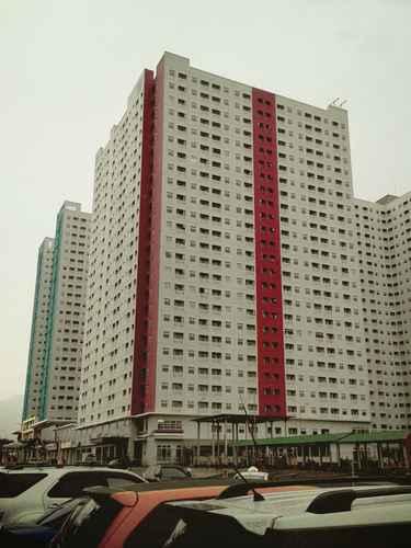 EXTERIOR_BUILDING Green Pramuka Apartment Nerine Tower