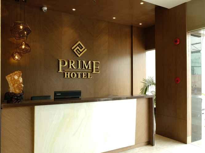 LOBBY Prime Hotel QC