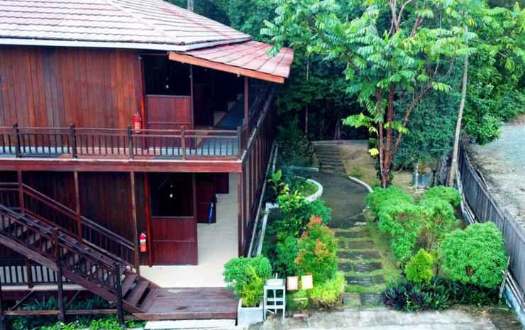 Pratasaba Resort Berau - Seheku Lodge Jungle