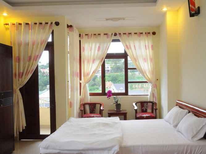 BEDROOM Huong Mai Hotel Dalat