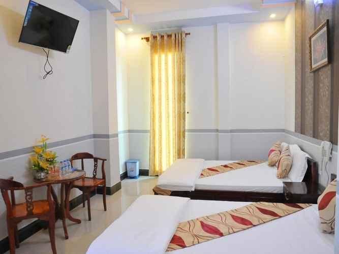 BEDROOM Khách sạn Hồng Đào 2