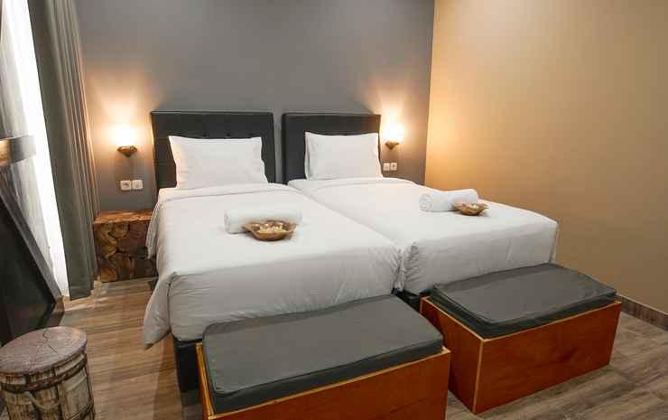 Bintang Darmawan Villa (BDV) Lombok - Budget Twin Room