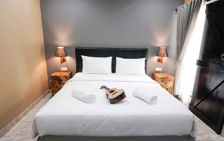 Bintang Darmawan Villa (BDV) Lombok - Budget Double Room
