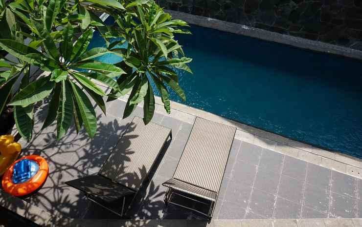 Bedjo Homestay by Dasinem Yogyakarta - Double Room with Pool View Balcony - Room Only