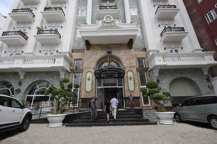 EXTERIOR_BUILDING Du Lys Hotel