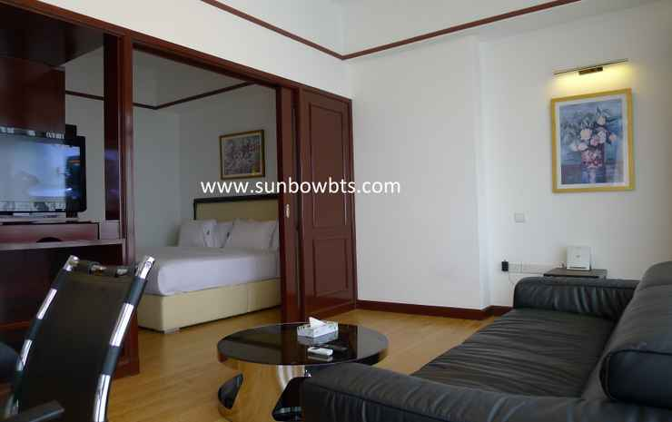 Sunbow Suites at Times Square Kuala Lumpur Kuala Lumpur - Deluxe Suite