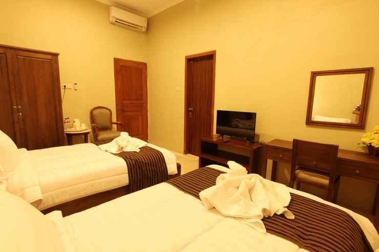 BEDROOM Votel Griya Gendhis Saraswati Hotel
