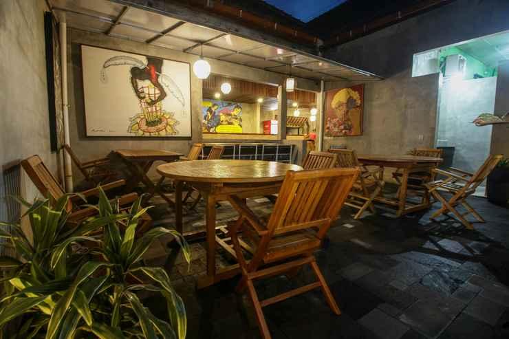 RESTAURANT Watu Agung Guest House