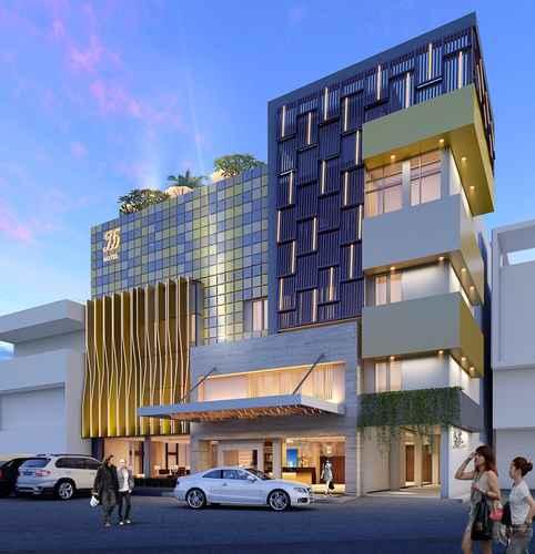EXTERIOR_BUILDING Delima Hotel