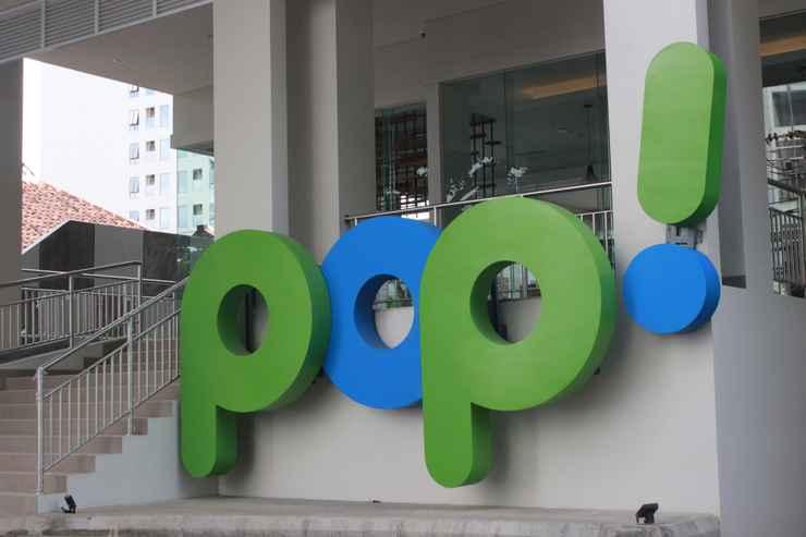 EXTERIOR_BUILDING POP! Hotel Pemuda Semarang