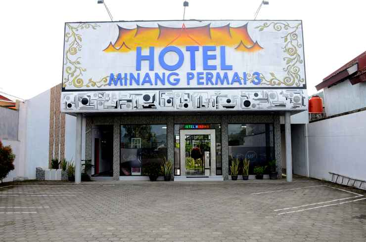 EXTERIOR_BUILDING Hotel Minang Permai 3