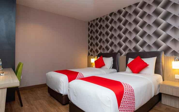 Hotel 101 Johor - Deluxe Twin Room